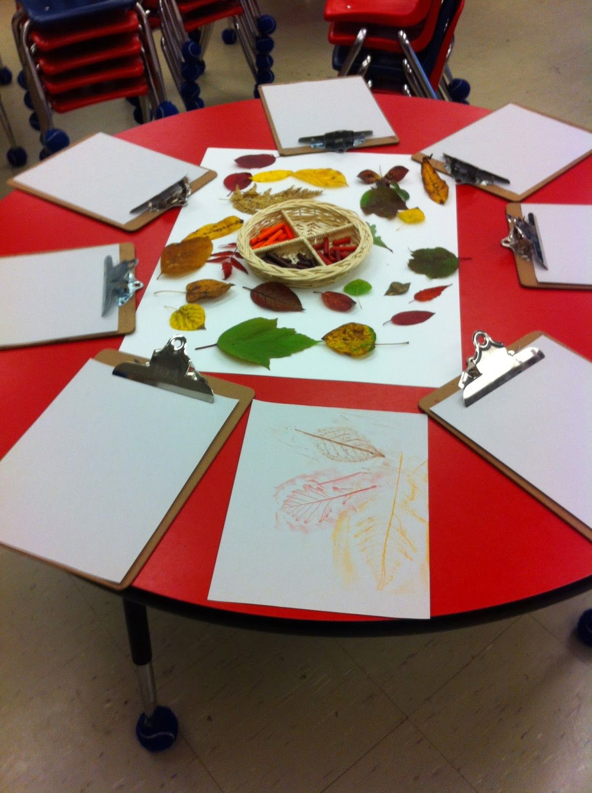 Adventures In Kindergarten Discovery Time Table Time