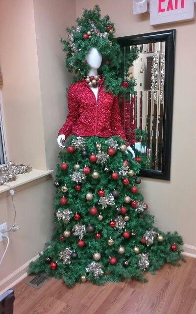 christmas tree designed