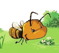 """Résultat de recherche d'images pour """"abeille récoltant pollen dessin"""""""