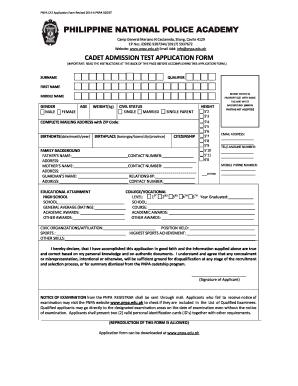 application letter for pnpa