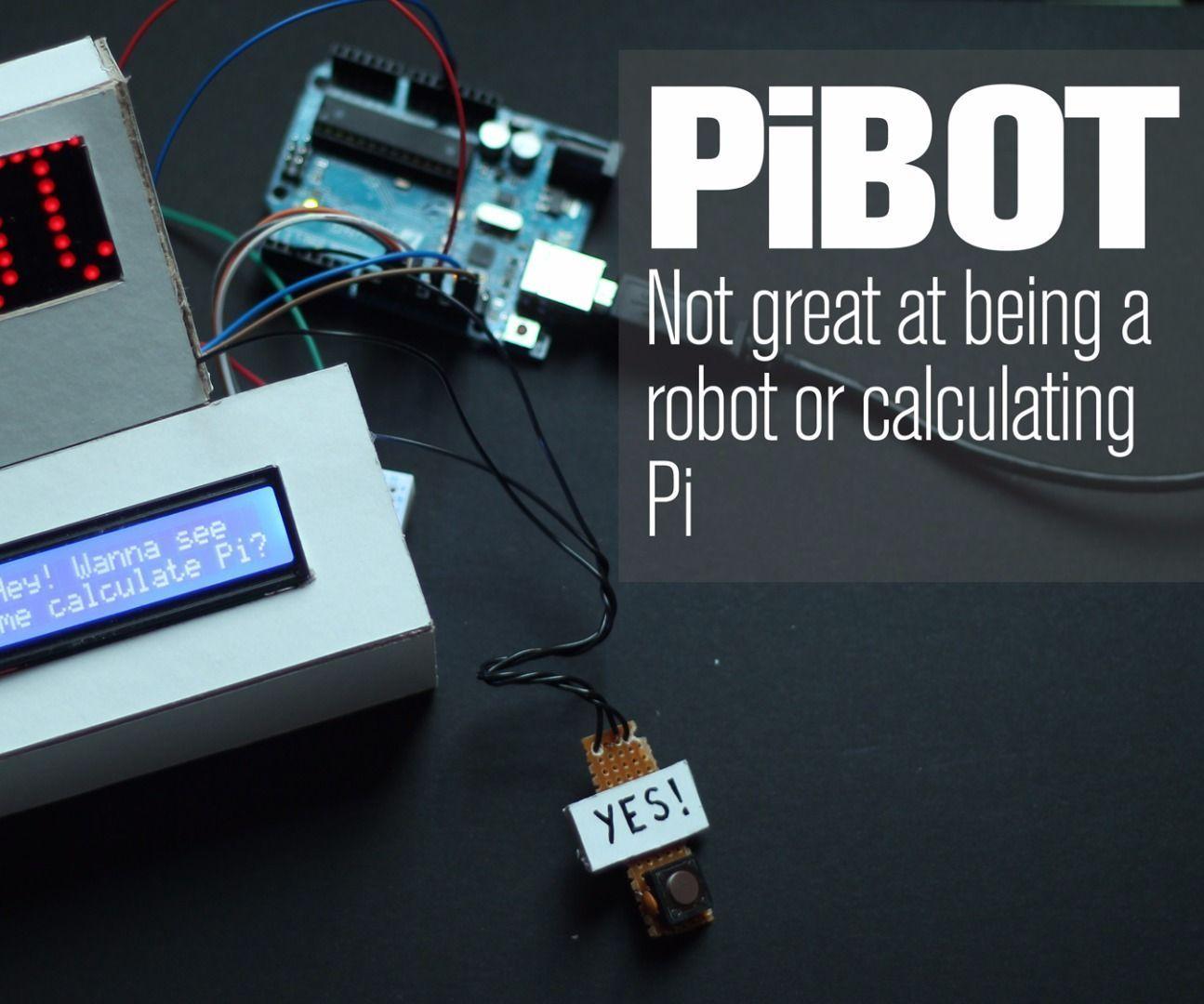 Pibot Calculating Pi With An Arduino Uno Calculating Pi