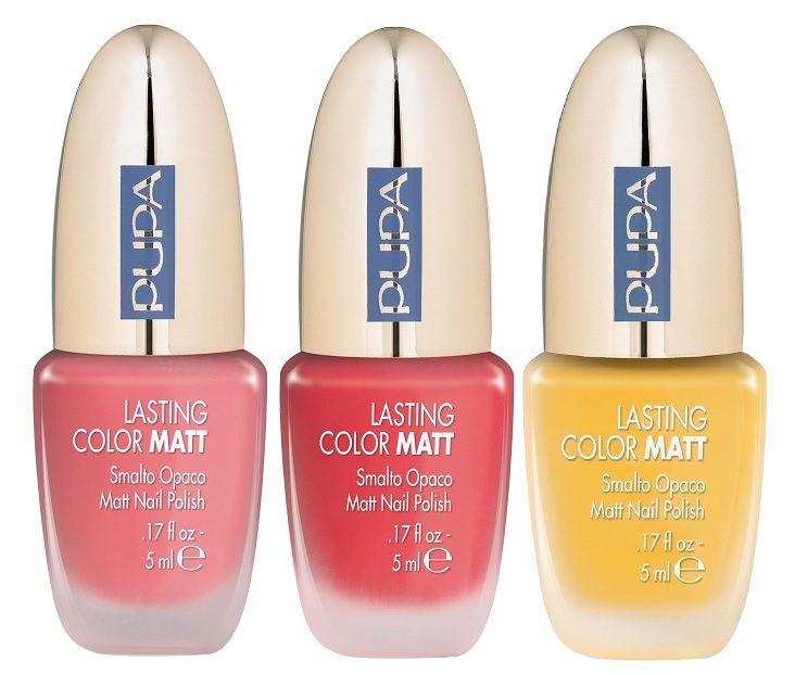 Pupa Navy Chic Lasting Color Matt Nail Polishs | Nail Polish ...