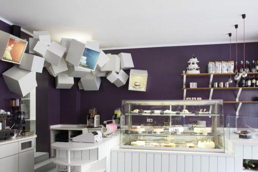 house - Purple Cafe Ideas