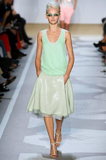 Diane Von Furstenberg Spring 2012