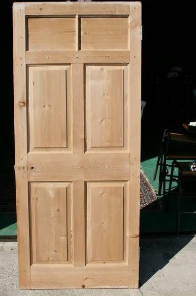 Pine Wood 送料無料アンティークドアパインドア英国製225 6 インテリア 雑貨 家具 Antique ¥48000yen 〆09月05日