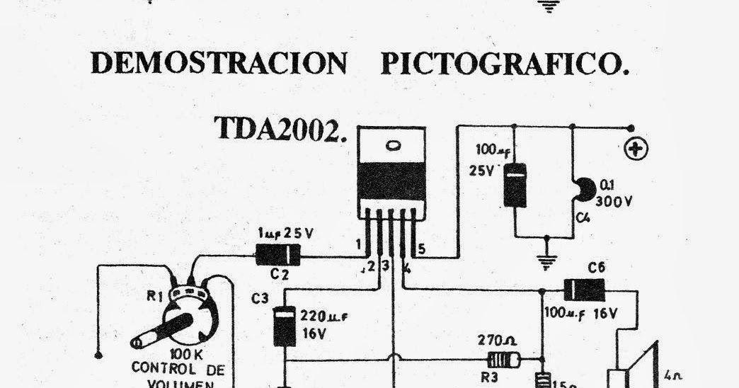 Bluetooth Audio Circuit Diagram