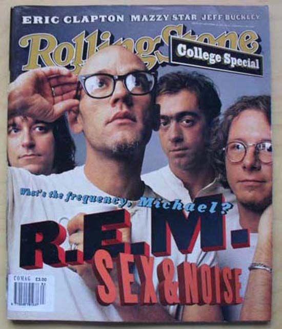R.E.M. RS 5th cover