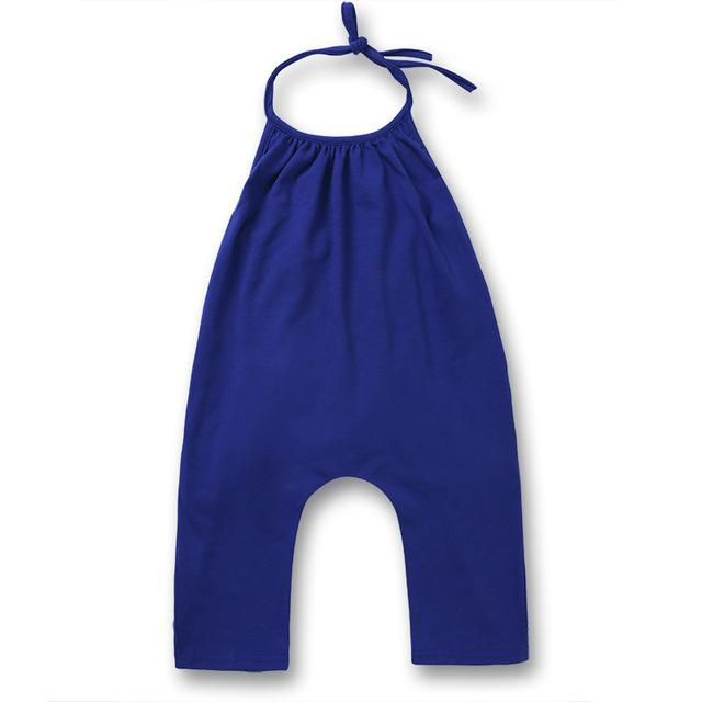 0299ef82c6f1 Baby Girl Casual Overalls