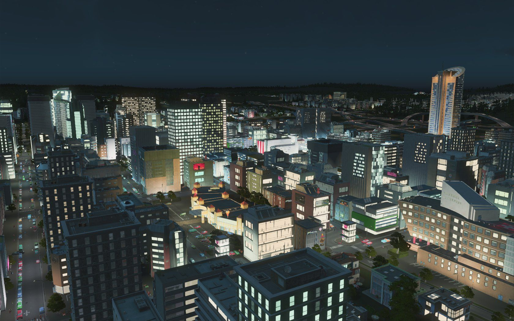 cities skylines gets a spring 2017 window on xbox one cities