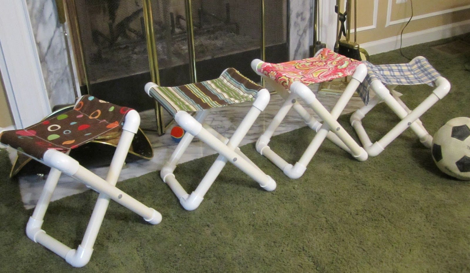 Summer Camp Chair Tutorial That You Can Make Yourself