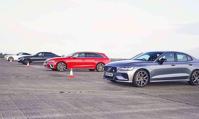 Der M340i Stellt Sich Der Konkurrenz In 2020 Audi S4 Volvo S60 Audi