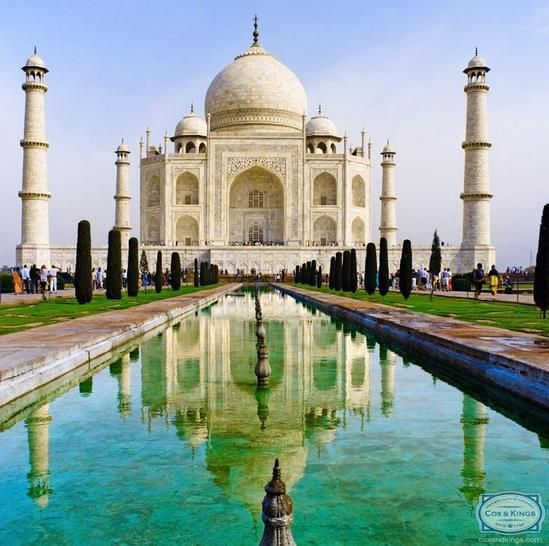 Best Places To Propose 1 The Taj Mahal India The Greatest