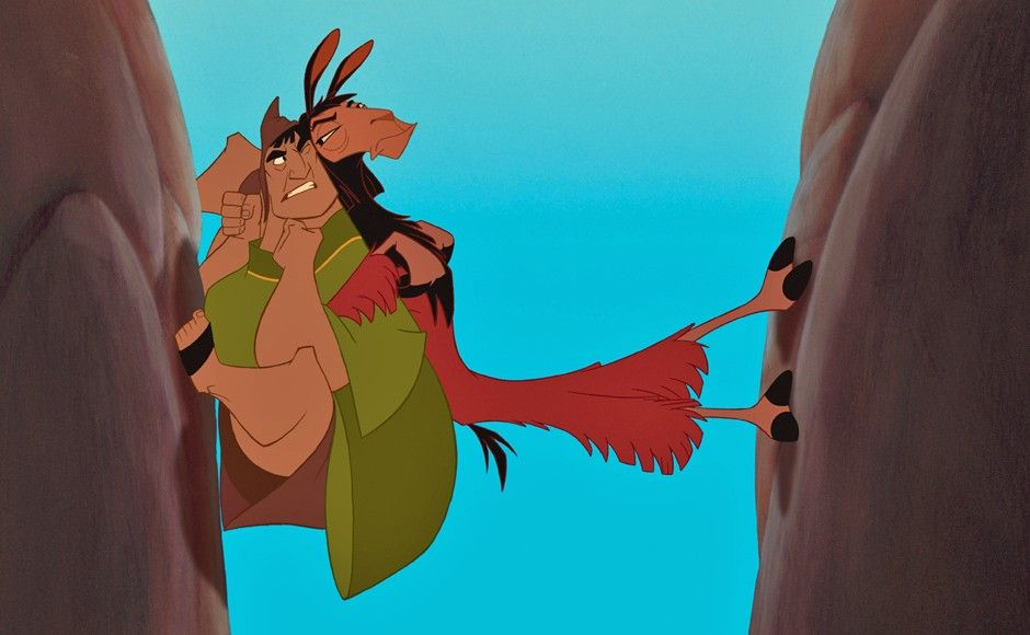 A Nova Onda Do Imperador A Nova Onda Do Imperador Animacao Disney