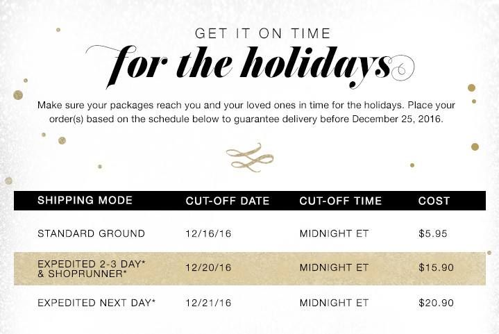 Last day for ground shipping folks. Get it in time before December 25th. Check out the details..