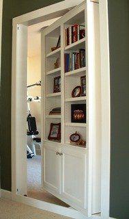 A hidden door is crucial ideas home decor bookcase door