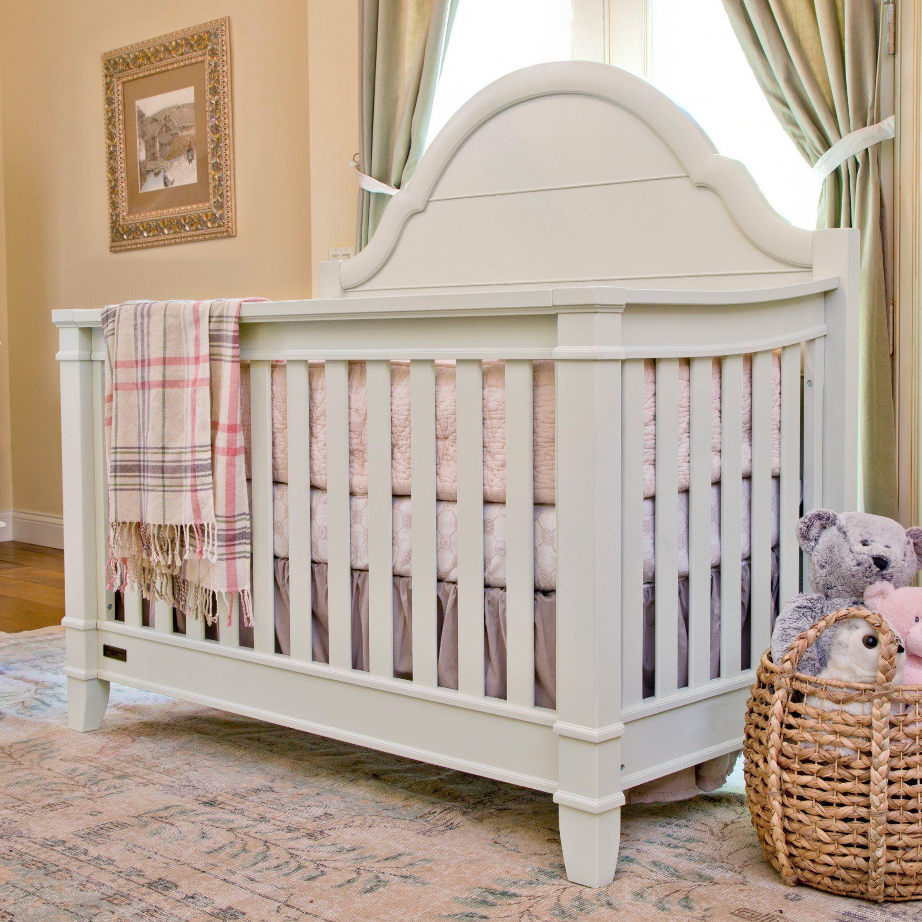 Million Dollar Baby Sullivan 4-in-1 Convertible Crib - M9201VW