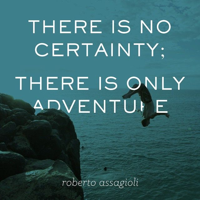 A good reminder for when life gets...interesting. #quote #travelquote #adventure