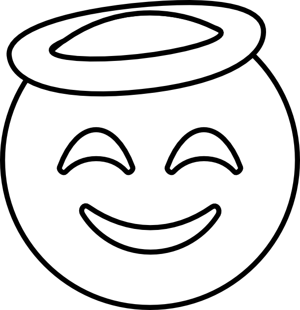 Emoji Coloring Pages Ideas To Express Your Feeling Free Coloring Sheets Emoji Coloring Pages Angel Coloring Pages Emoji Drawings