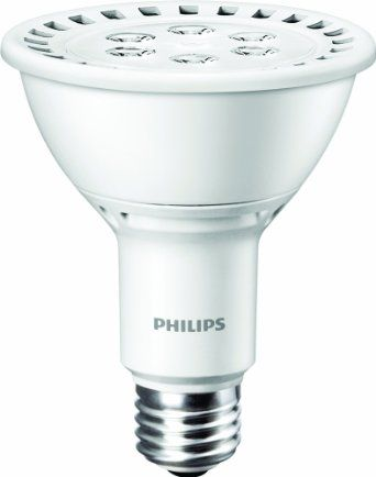 Philips 420497 13 watt par30l led 2700k dimmable indoor flood light 13 watt philips endura led dimmable flood light bulb ideal for existing track and recessed lighting has airflux cooling technology aloadofball Image collections