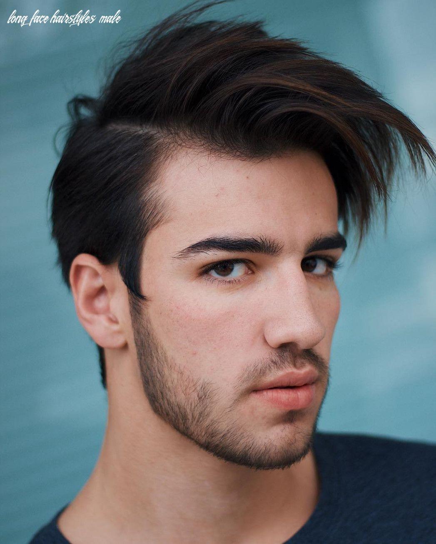 12 Long Face Hairstyles Male di 2020 Rambut pria, Rambut