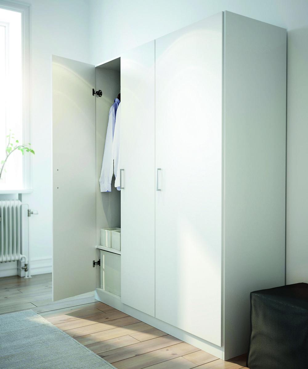 Dombas Wardrobe | Live | Pinterest | Wardrobes, Apartments ...