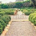 Photo of Idee per il giardino occidentale al tramonto # del #giardino #ideas #western #tram …
