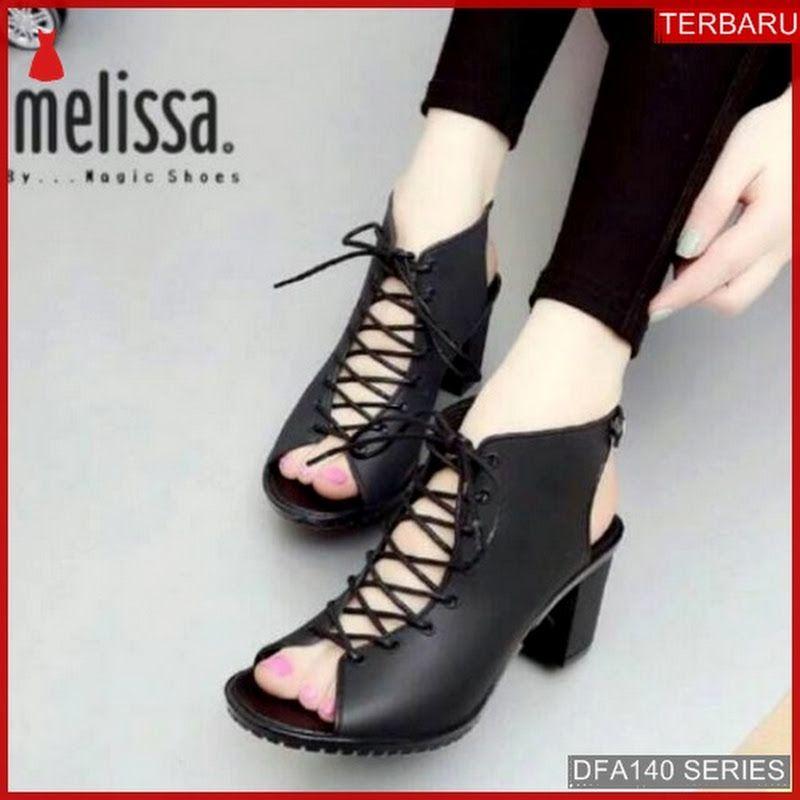 Dfa140l29 L31 Sandal Heels Ainuha Wanita 1368 Dewasa Bmgshop