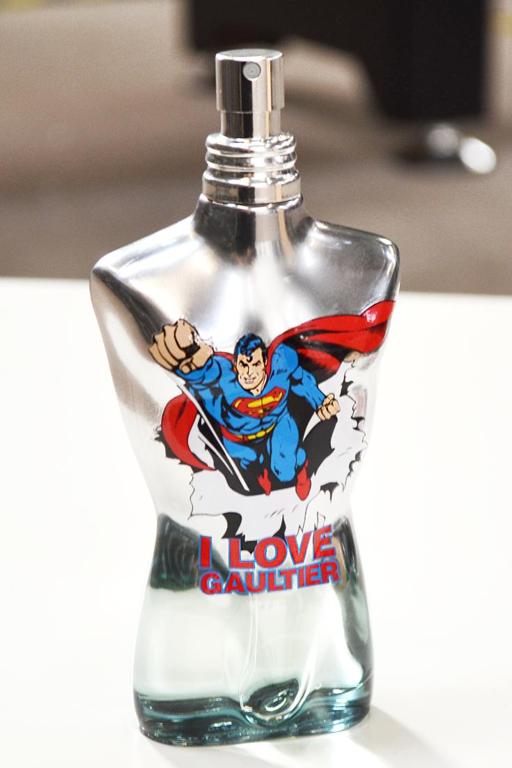 Jean Paul Gaultier Eau Fraîche Superman Eau De Toilette An Oriental Fougere Fragrance For Men With A Fabri Fresh Fragrances Mens Fragrance Perfume And Cologne