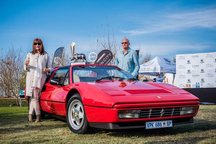 Concours South Africa Mega Gallery Cars Co Za Ferrari 328