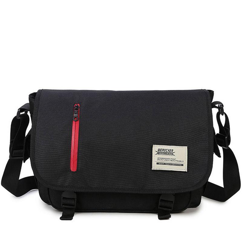 Brand Waterproof Male bag Men Messenger Bags Casual Multifunction ... e963b28a7cac6