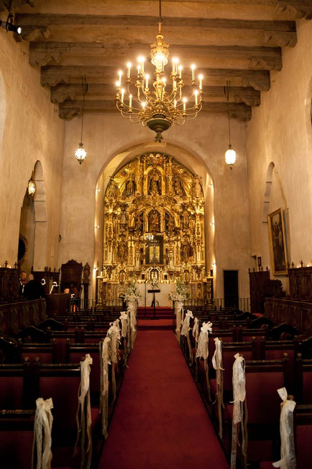 St Francis Of Isi Chapel The Mission Inn In Riverside Ca
