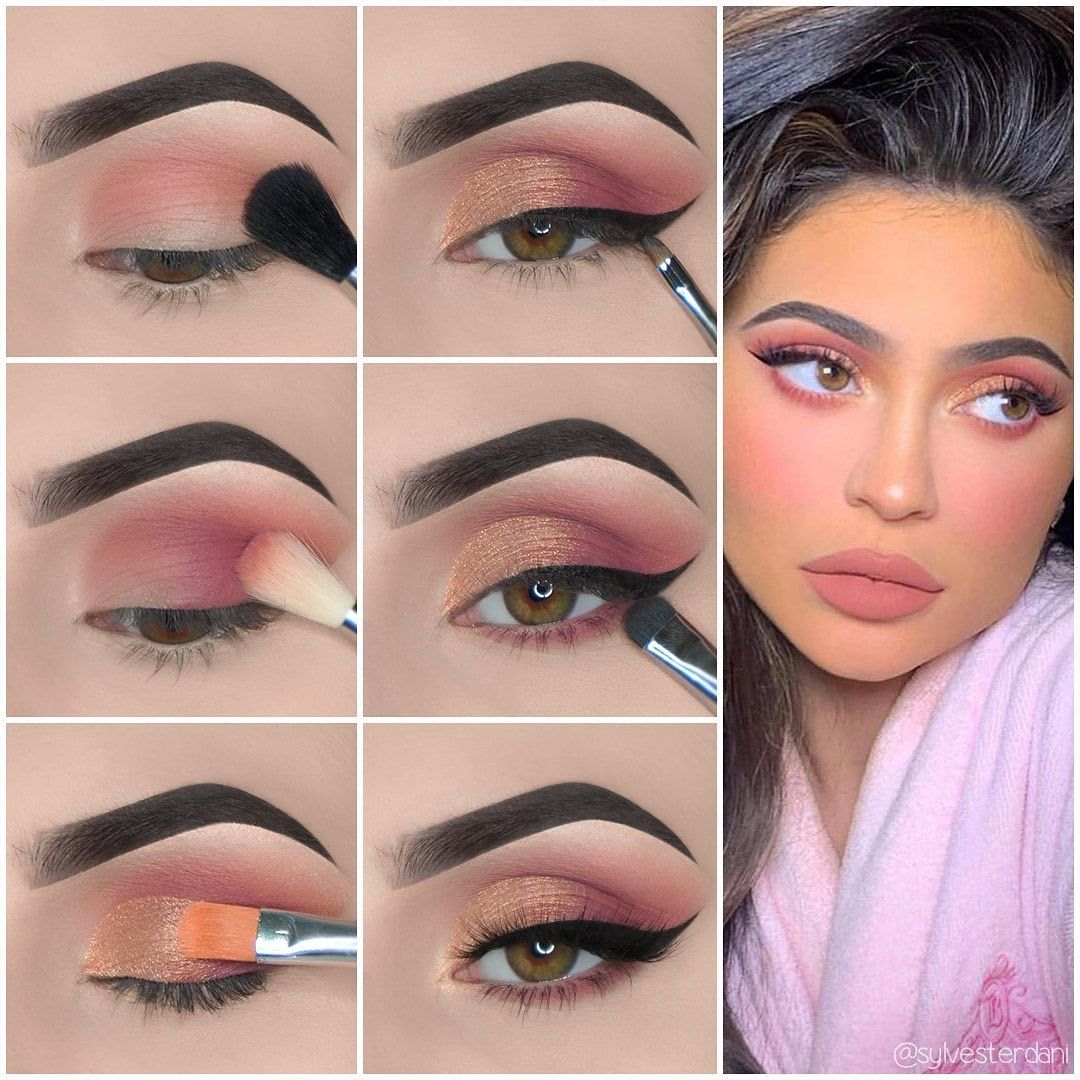 Pin by Sweetescapesummer on Макияж | Makeup tutorial ...