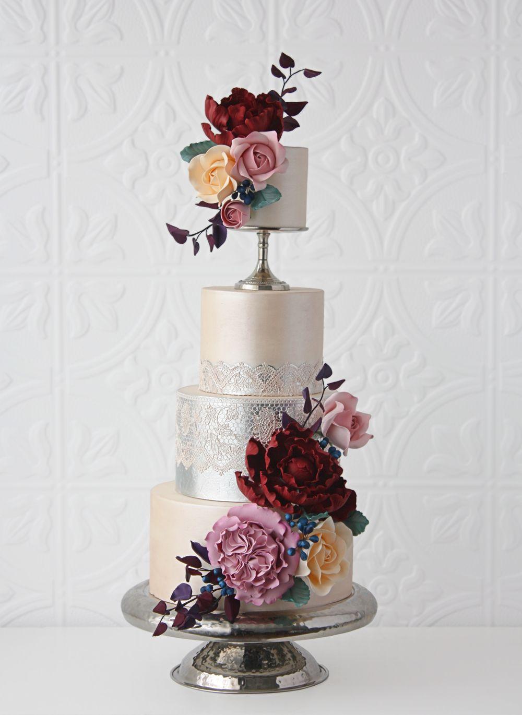 10 Most Extravagant Wedding Cakes | Wedding Cakes South Africa