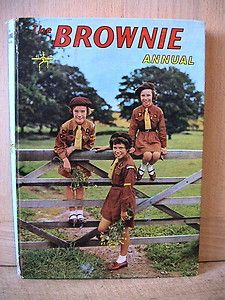 The Brownie Annual. Girl Guides. 1965.