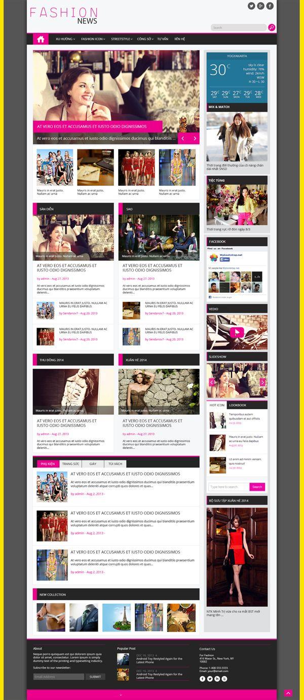 Web news for Fashion