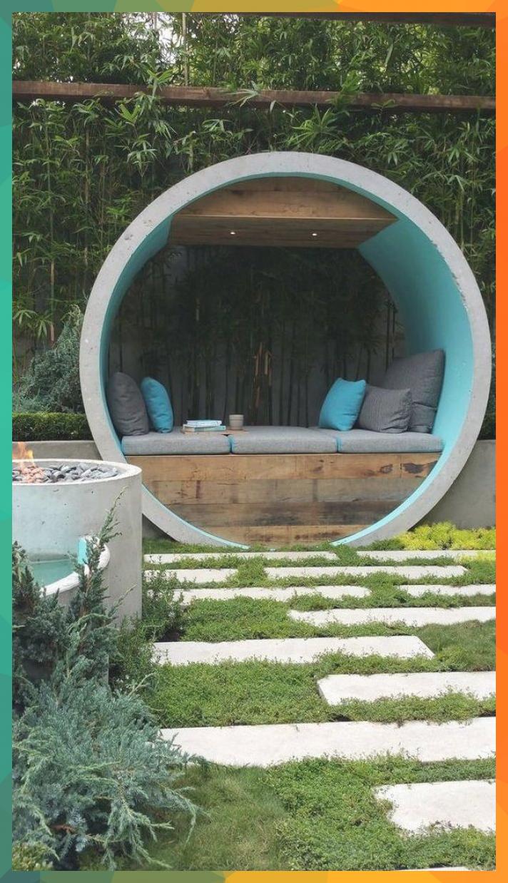 Fresh Gardens For Those Who Love Gardens Lots Images Of Inspiration From G In 2020 Sitzecken Garten Garten Landschaftsbau Sitzecke