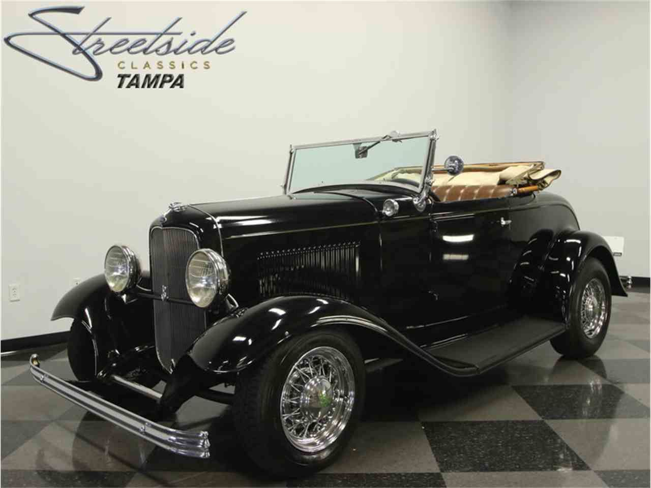 1932 Ford Roadster Cabriolet | things i\'d like to have ...