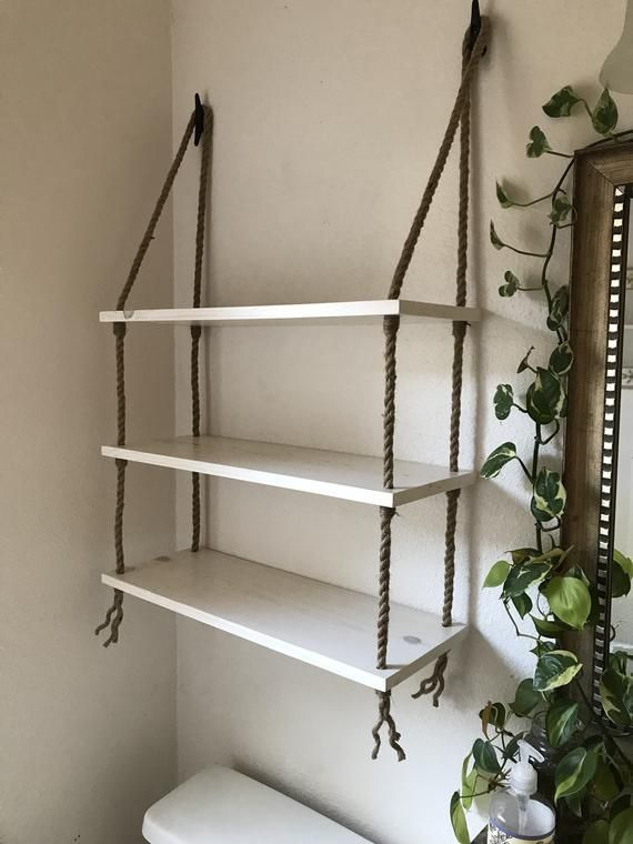 Photo of DIY Hanging Shelves Ideas