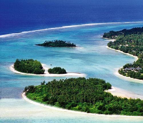 Cook Islands Rarotonga Beach: #Cook_Island #Pacific #DirectRooms Http://en.directrooms