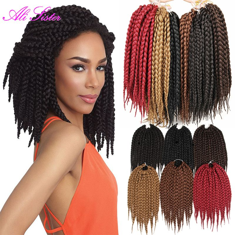 Find more bulk hair information about 12 box braids hair afro find more bulk hair information about 12 box braids hair afro kinky braiding hair synthetic hair pmusecretfo Gallery