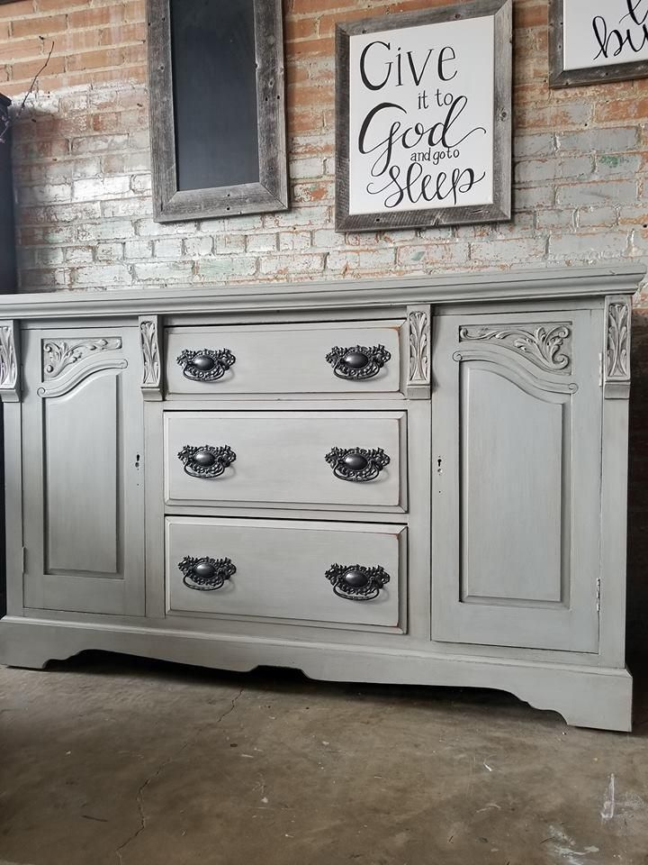 Dove Gray Gray Painted Furniture Painted Furniture