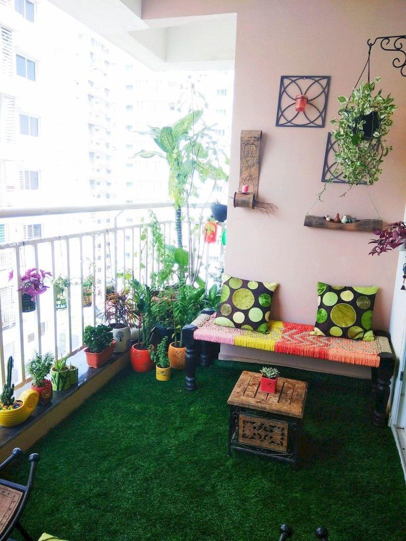 Cozy Balcony Decorating Ideas: 36 Cozy Apartment Balcony Decorating Ideas
