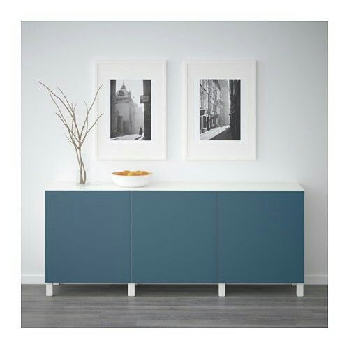 besta ikea valviken bleu fonc tv wall ideas ikea doors ikea cabinets. Black Bedroom Furniture Sets. Home Design Ideas