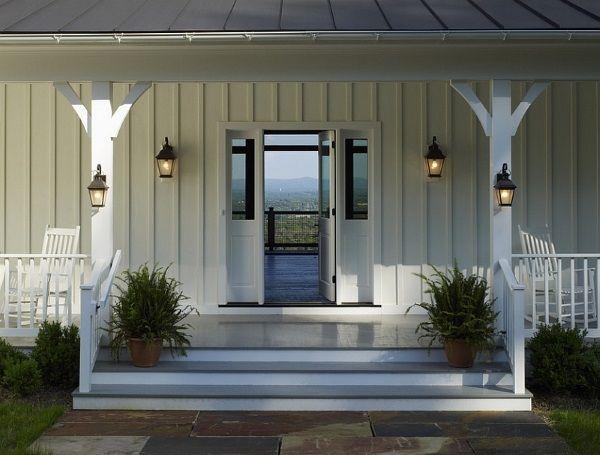 Farmhouse Outdoor Lighting
