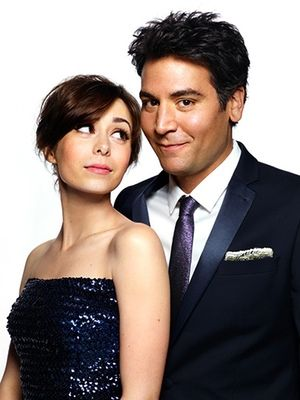 Cristin Milioti & Josh Radnor by EW... I LOVE the mother! Great choice.