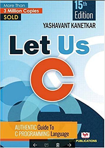 C And Data Structures By Yashwant Kanetkar Pdf