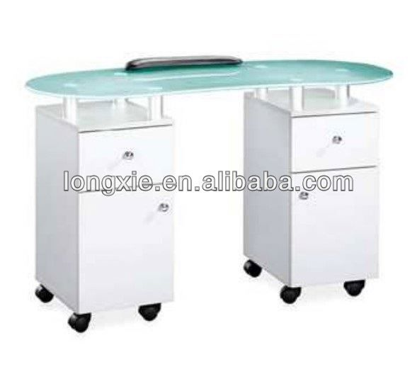 Manicure Tables And Pedicure Chairs Nail For Antique Table Product On Alibaba