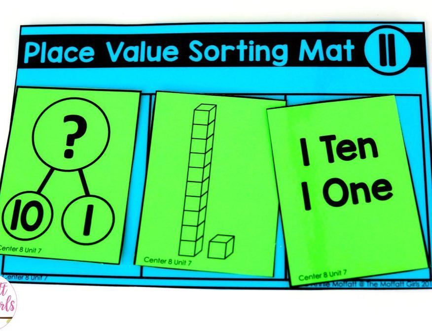 moffattgirls - \u0027The Place Value Unit is up on the blog! If you own - place value unit