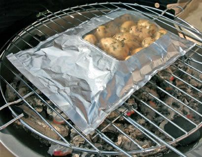 Cocinar Con Papel De Aluminio | Bbq Bag Cooking Tools Pinterest Gadget And Kitchen Gadgets