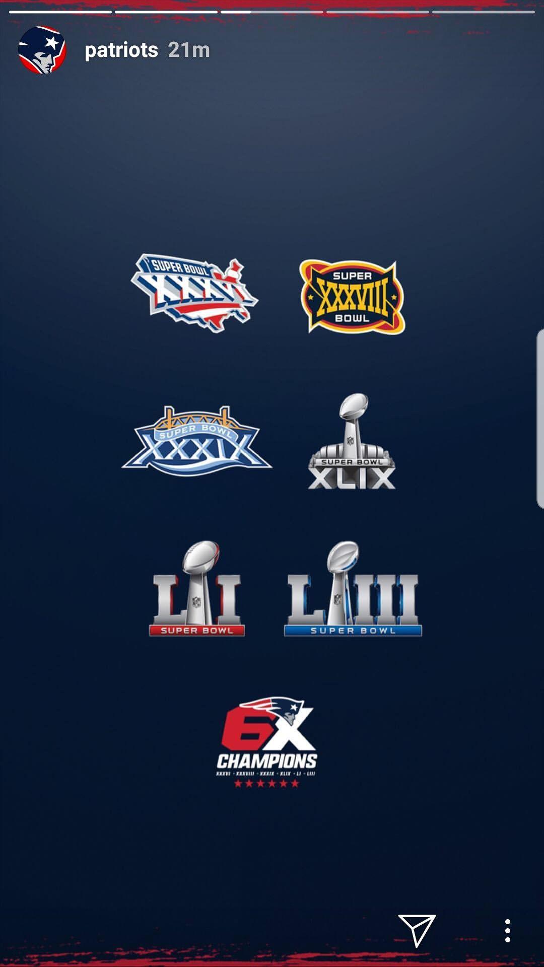 Vi Championships New England Patriots Patriots Iphone Wallpaper